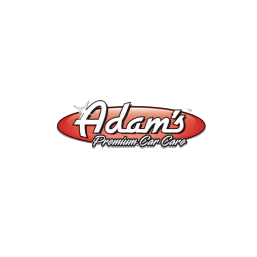 Adam's - logo sticker - 140x48 mm