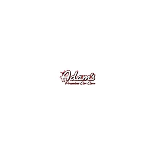 Adam's - logo sticker - 150x60 mm