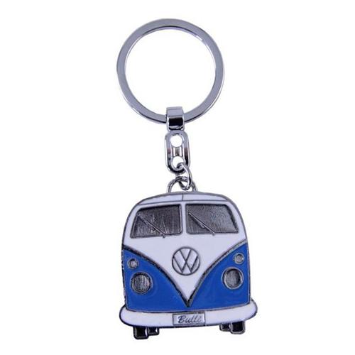 Sleutelhanger - Volkswagen T1 - Blauw