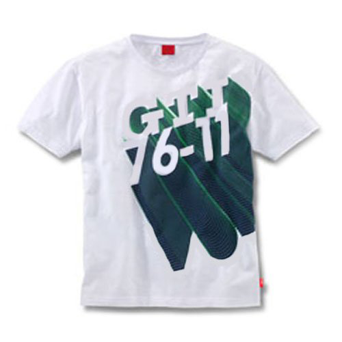 GTI Edition 35 wit T-shirt 76-11
