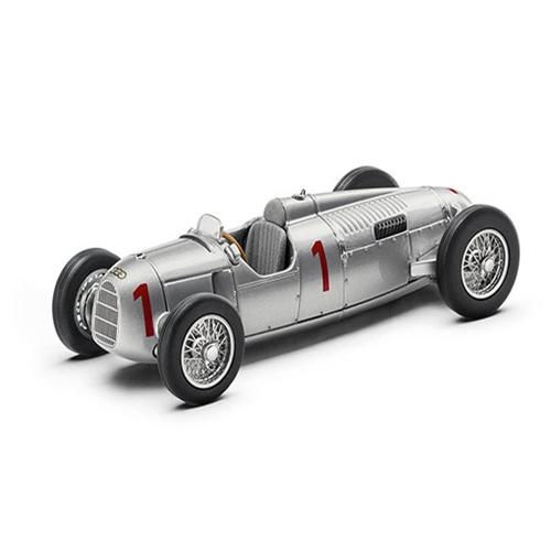 Auto Union Type B - 1/43 - zilver